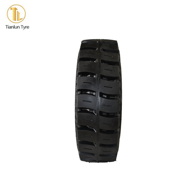 Solid Cushion Tire