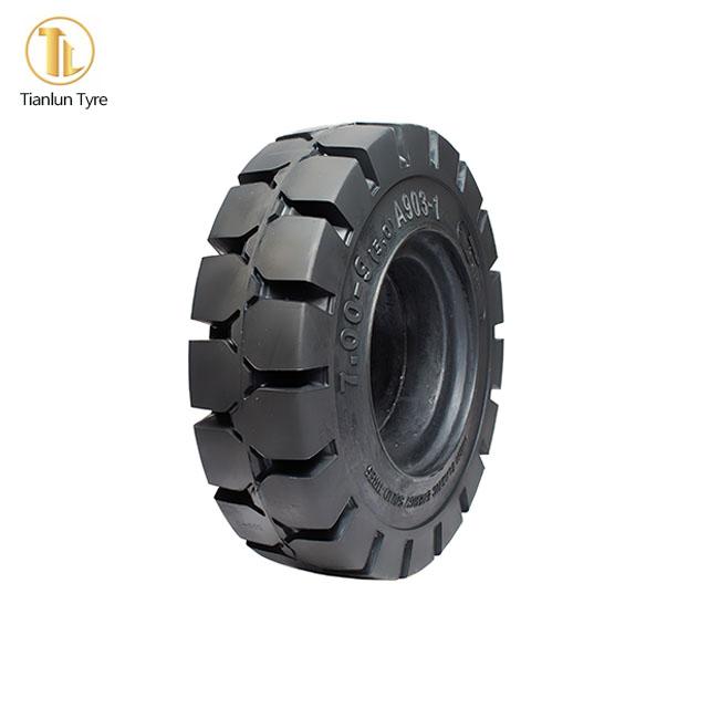 D1 Forklift-Solid-Tire