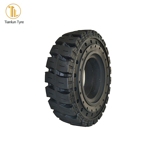 D4 Solid-Cushion-Tire