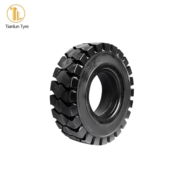 Forklift-Solid-Tire