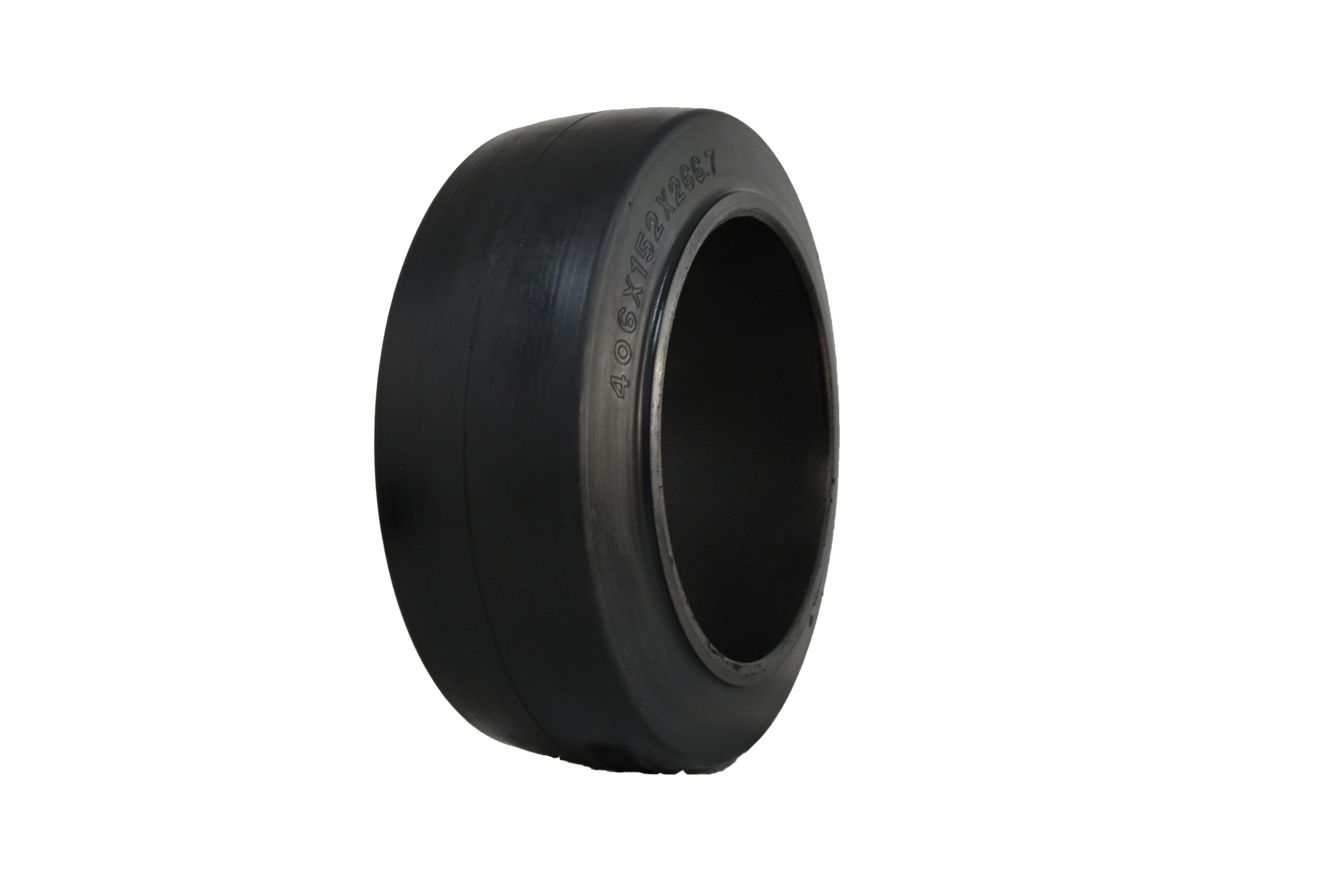 Press-On-Solid-Tire
